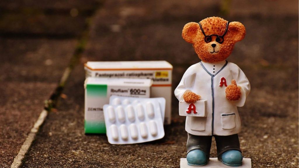 Teddy-Bear-Doctor-Pharmacist-Medicine-Pharmacy---O_-Shaugnessy_s-Trim covid 19