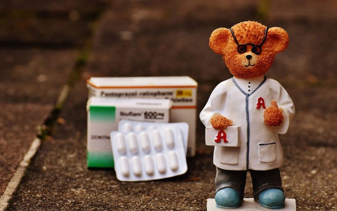 Teddy-Bear-Doctor-Pharmacist-Medicine-Pharmacy---O_-Shaugnessy_s-Trim covid 19 medical advice